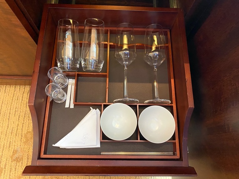 ホライゾンクラブデラックスルーム「グラス」