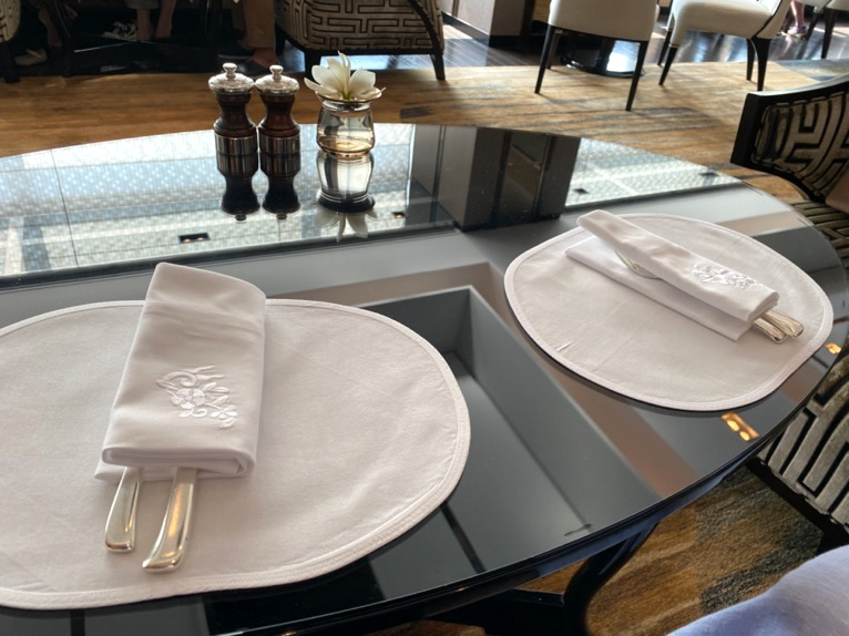 シャングリ・ラ ホテル東京の朝食
