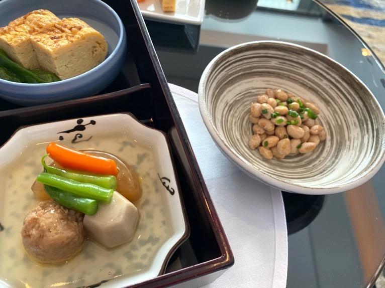 シャングリ・ラ ホテル東京「クラブラウンジの朝食」:和朝食3