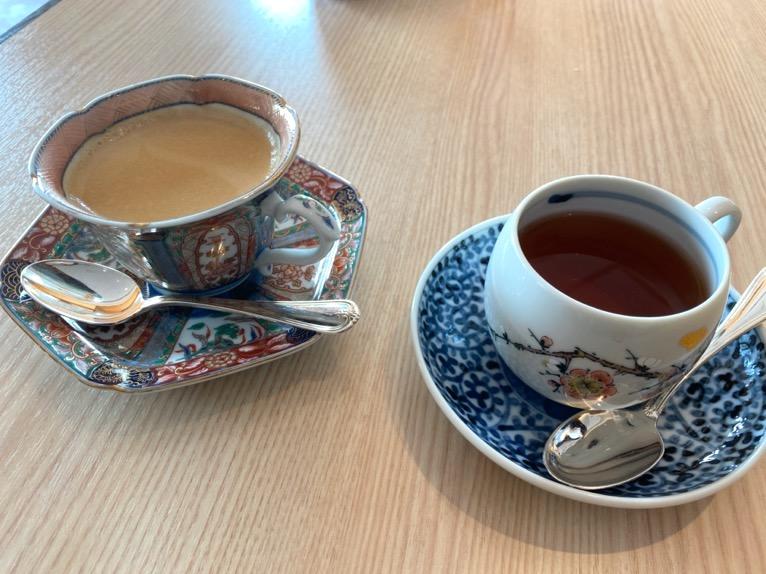 クラブラウンジ「アフタヌーンティー」:コーヒー&紅茶