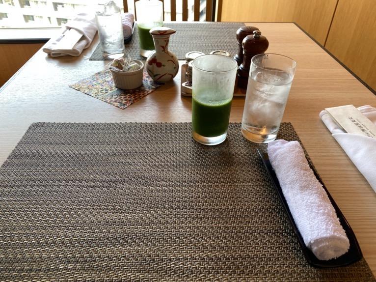 クラブラウンジ「朝食」:ドリンク