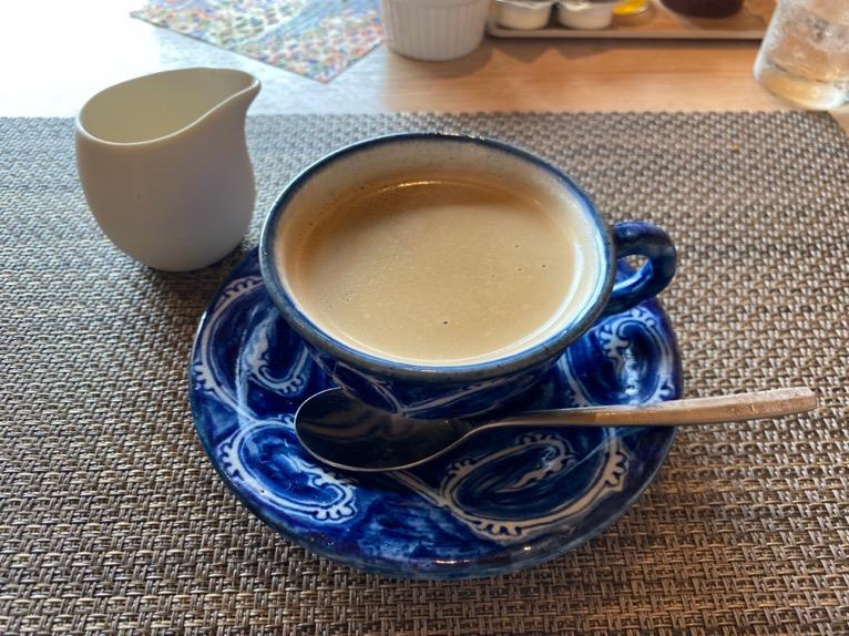 クラブラウンジ「朝食」:コーヒー