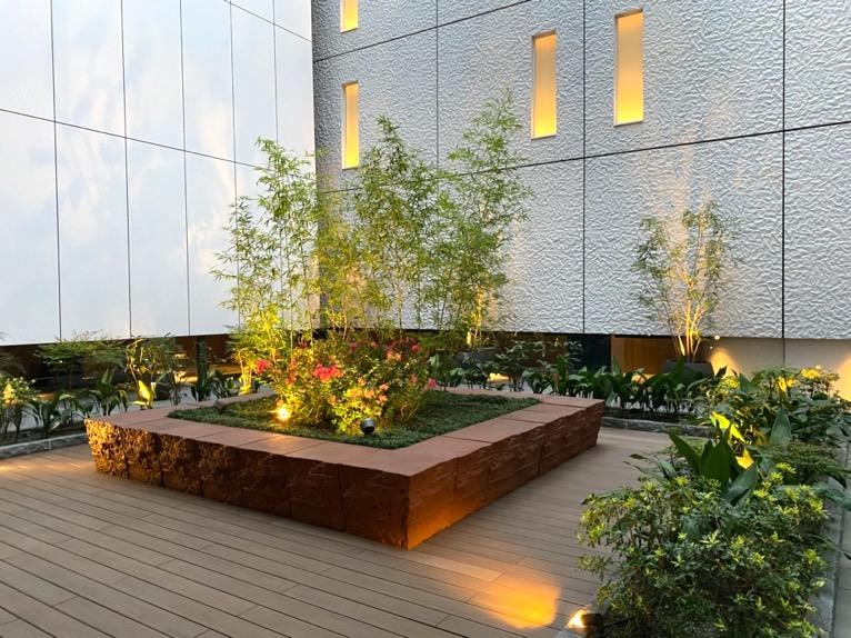 三井ガーデンホテル日本橋プレミア:ガーデン