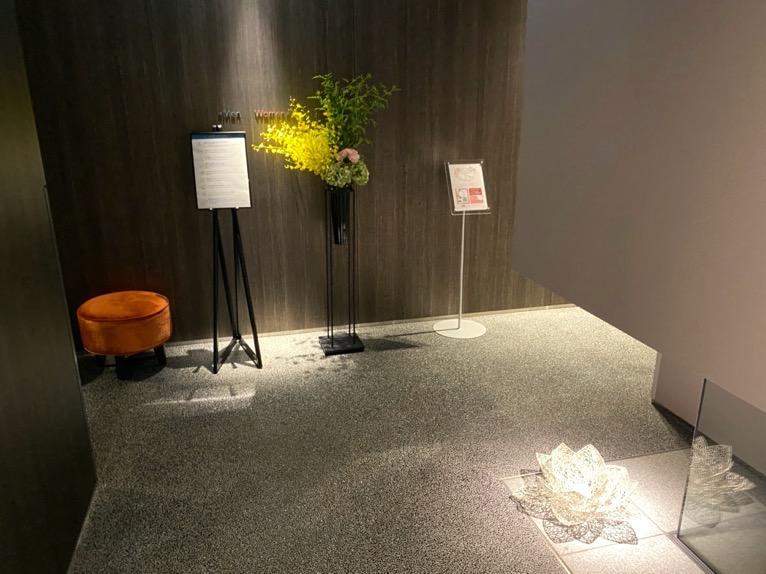 三井ガーデンホテル日本橋プレミア「大浴場」:エントランス
