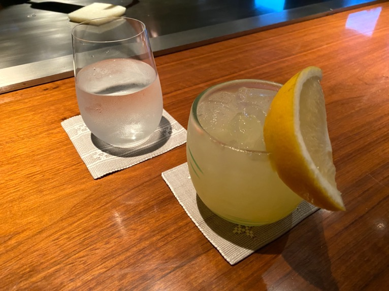 ザ・リッツ・カールトン沖縄「喜瀬(KISE)」:カクテル