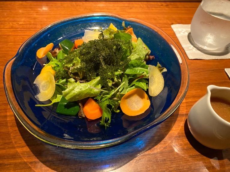 ザ・リッツ・カールトン沖縄「喜瀬(KISE)」:喜瀬サラダ