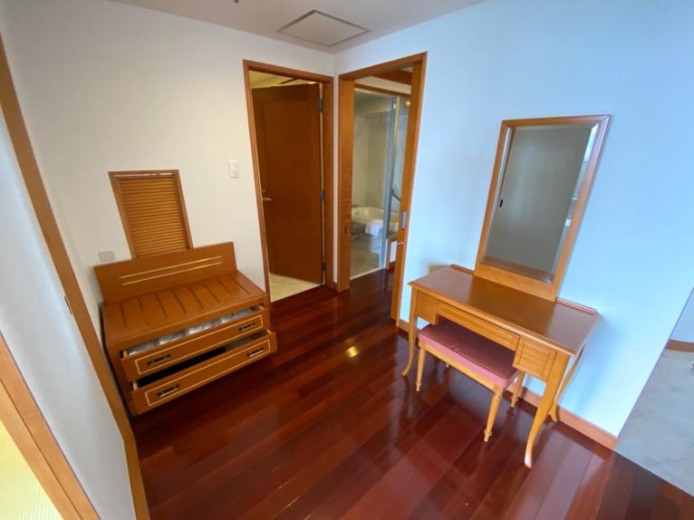 オキナワ マリオット リゾート&スパ「客室」:廊下