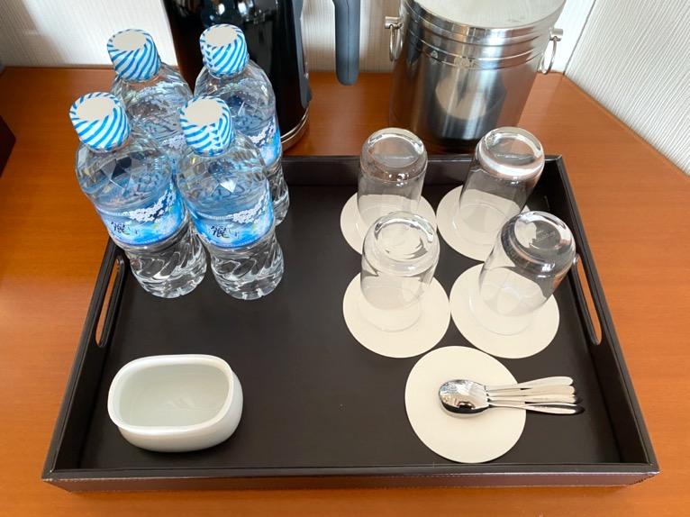 オキナワ マリオット リゾート&スパ「客室」:水