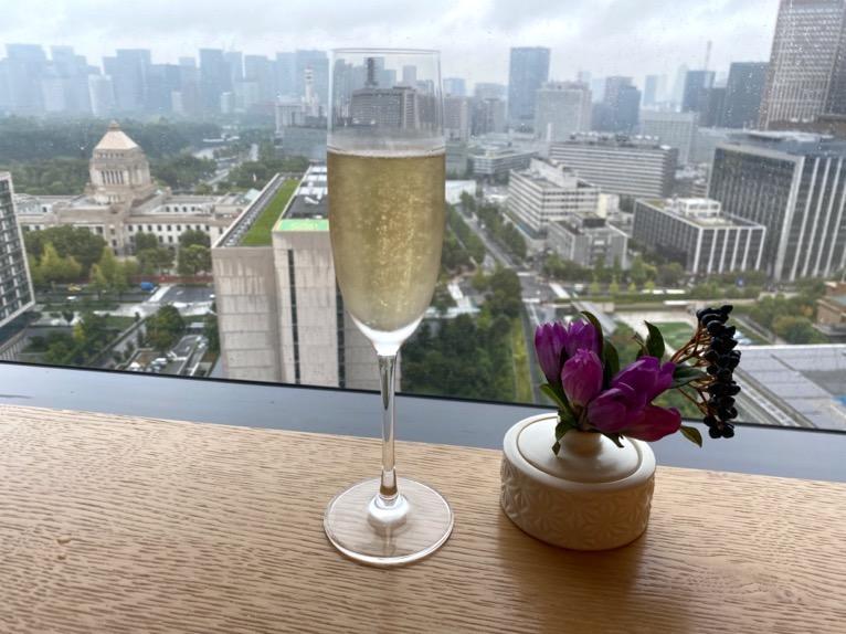 ザ・キャピトルホテル東急のクラブラウンジをブログレポート!