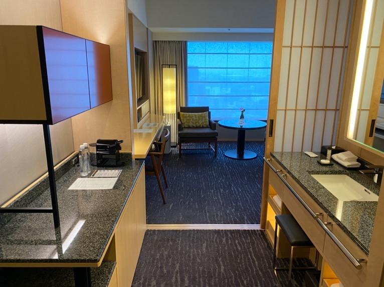 ザ・キャピトルホテル東急「客室」:ホワイエ2