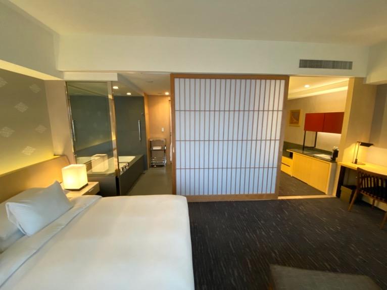 ザ・キャピトルホテル東急「客室」:寝室2