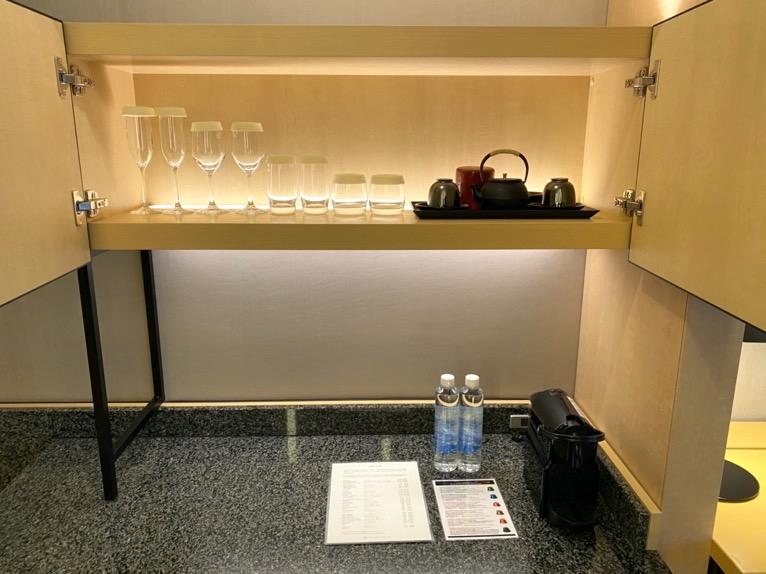 ザ・キャピトルホテル東急「客室」:ミニバー2