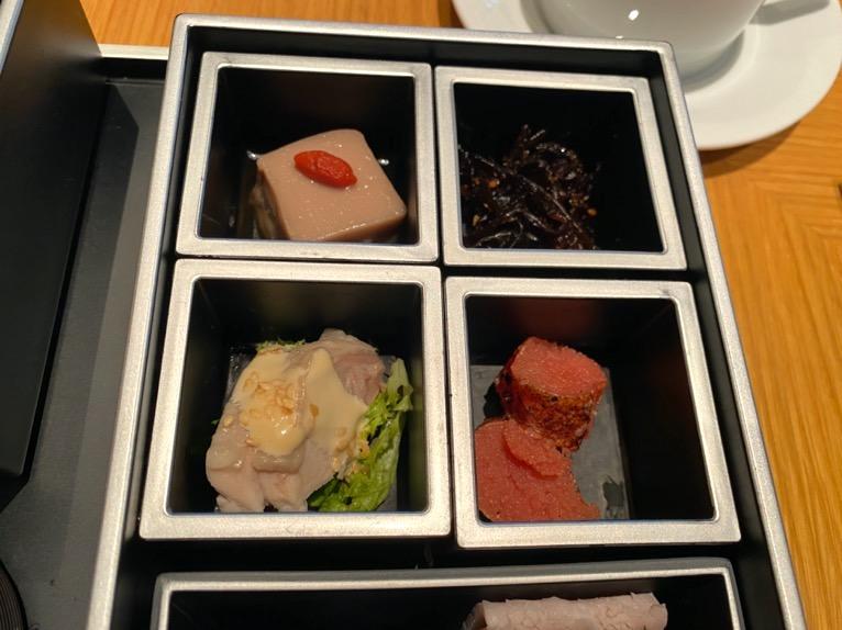 ザ・キャピトルホテル東急の朝食「和食」:小鉢2