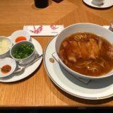ザ・キャピトルホテル東急の名物料理「パーコー麺」と「パンケーキ」をブログレポート!オリガミ(ORIGAMI)のランチをレビュー!