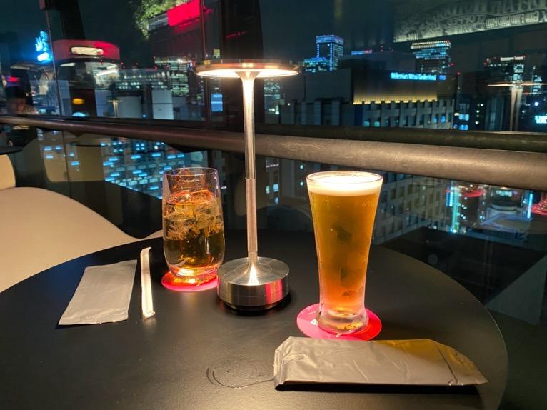 アロフト東京銀座「Roof Dogs」:ビール