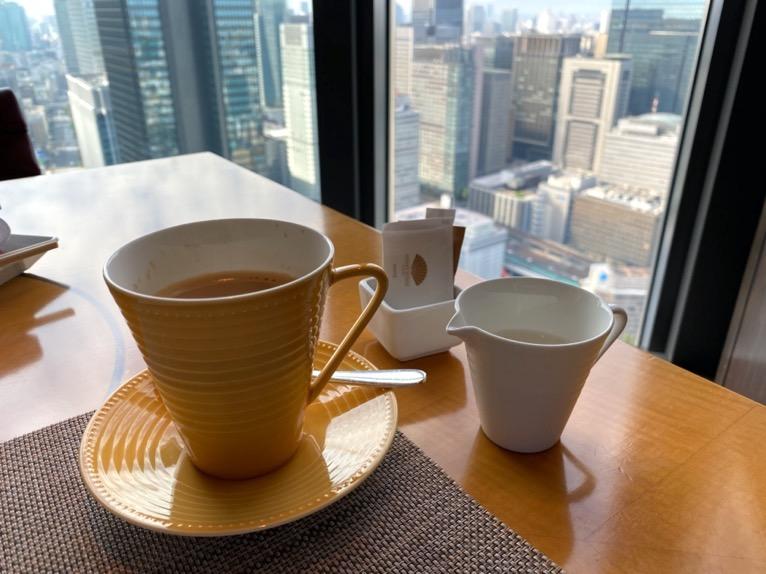 マンダリンオリエンタル東京の朝食!レストラン「ケシキ 」のセットメニューをブログレポート!