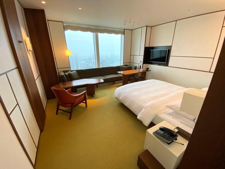 アンダーズ東京「客室」:全体像