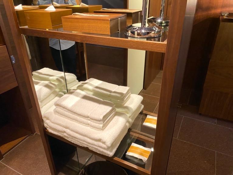 アンダーズ東京「客室」:アメニティーBOX