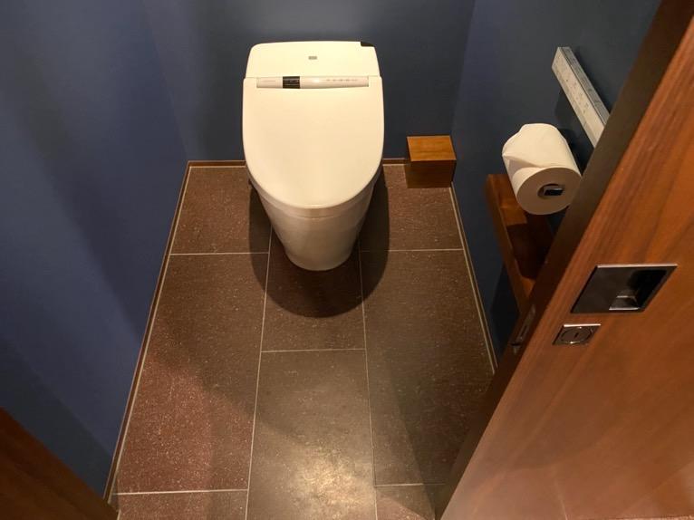 アンダーズ東京「客室」:トイレ