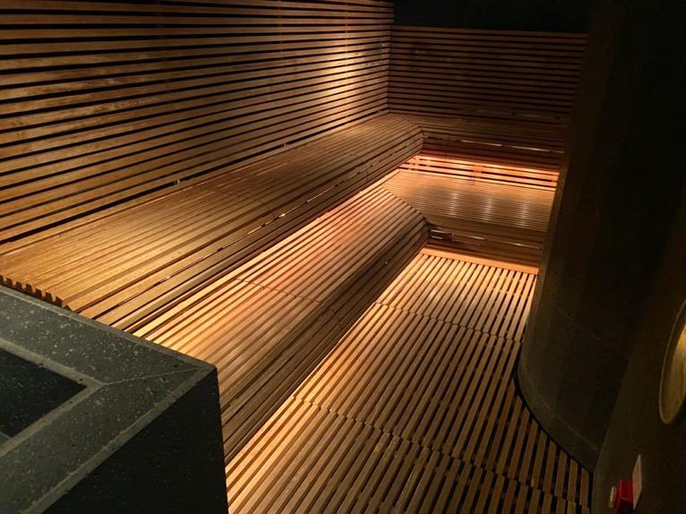 アンダーズ東京「AOスパ&クラブ」:温浴施設(サウナ)