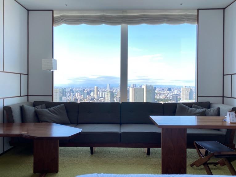 アンダーズ東京「客室」:窓