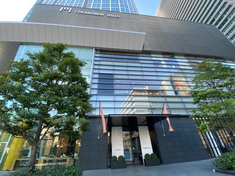 アンダーズ東京:ホテルの外観2