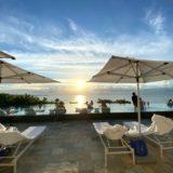 ハレクラニ沖縄のプールとビーチをブログレポート!屋外&屋内で計5つの充実施設でカバナやプールバーもあり!
