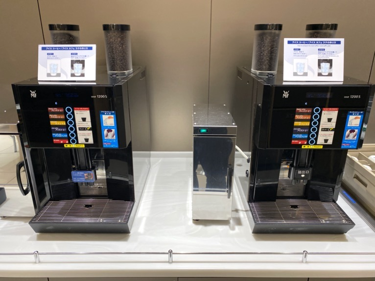那覇空港ANAラウン:コーヒー