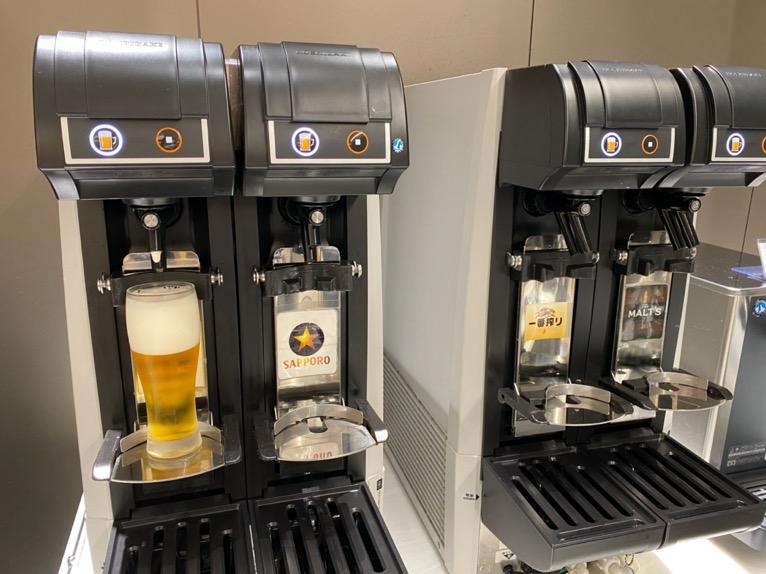 那覇空港ANAラウン:オリオンビール