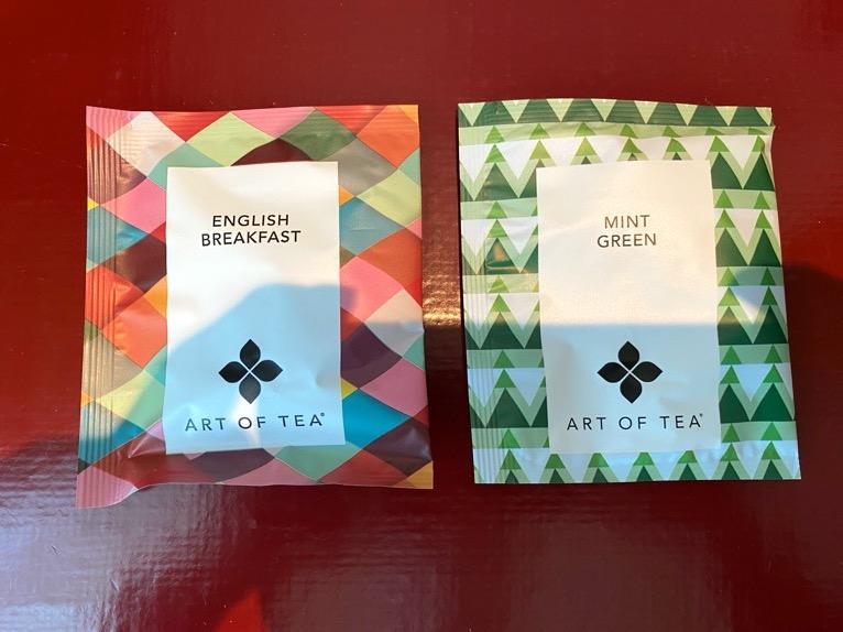 ザ・ペニンシュラ東京「客室」:紅茶