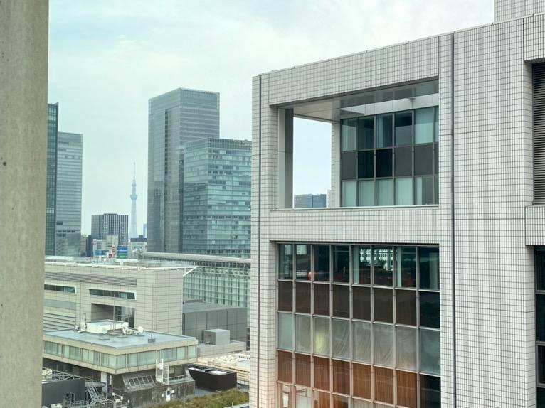 ザ・ペニンシュラ東京「客室」:眺望