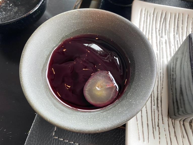 ザ・ペニンシュラ東京の朝食「Peter(ピーター)」:和食(デザート)