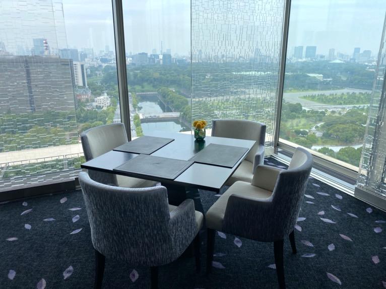 ザ・ペニンシュラ東京の朝食をブログレポート