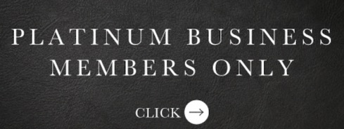 セゾンPortal「PLATINUM BUSINESS MEMBERS ONLY」