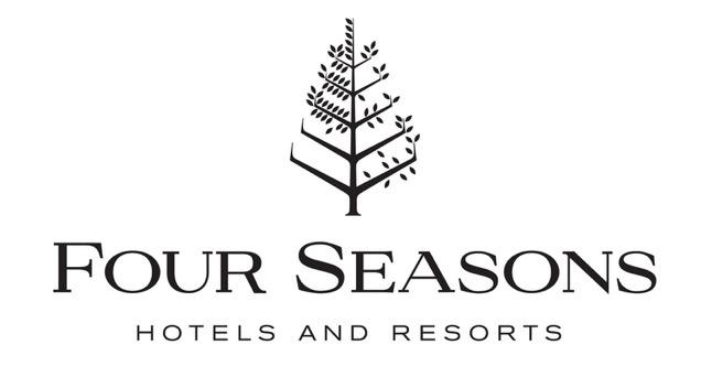 フォーシーズンズ(Four Seasons Hotels and Resorts)のロゴマーク