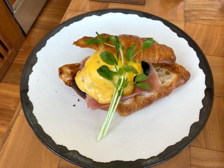 アンダーズ東京の朝食:洋朝食(メイン1)