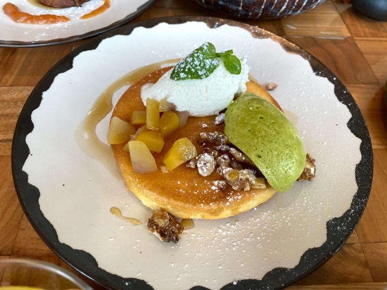 アンダーズ東京の朝食:洋朝食(メイン3)