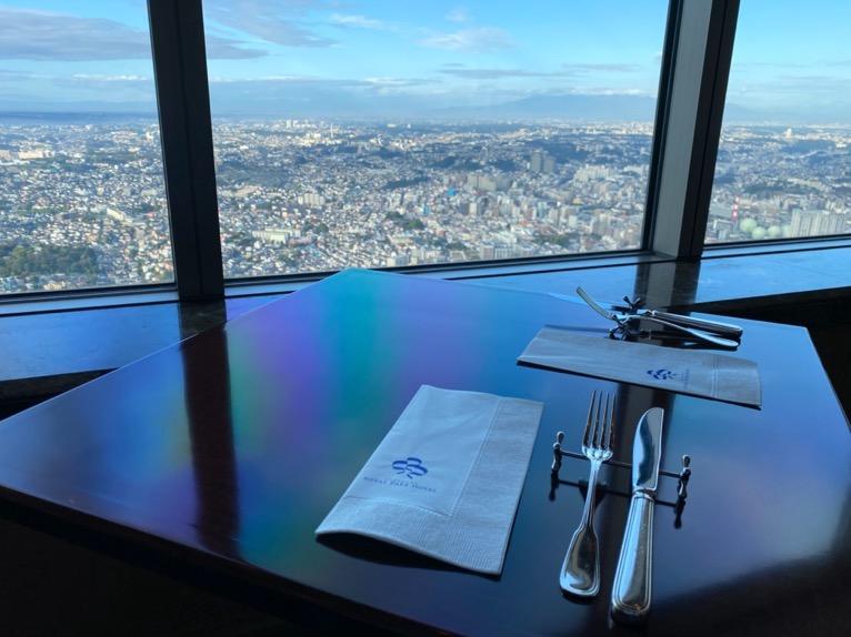 横浜ロイヤルパークホテルのクラブラウンジをブログレポート!朝食 / アフタヌーンティー / カクテルタイム
