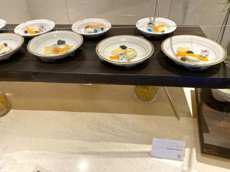 横浜ロイヤルパークホテルのクラブラウンジ「朝食」:フードの品揃え4