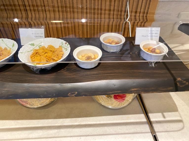 横浜ロイヤルパークホテルのクラブラウンジ「朝食」:フードの品揃え6
