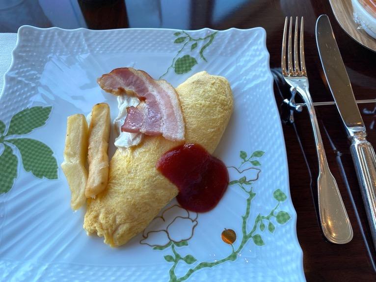 横浜ロイヤルパークホテルのクラブラウンジ「朝食」:実食3