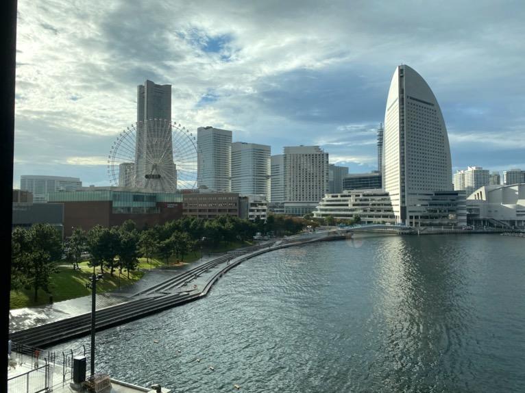 インターコンチネンタル横浜Pier8「客室」:眺望