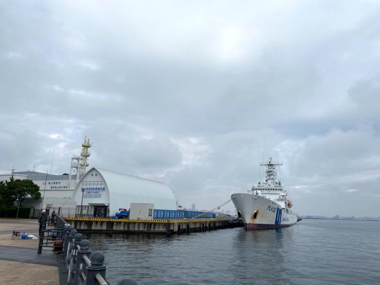 インターコンチネンタル横浜Pier8「朝の散策」:みなとみらい21の風景4