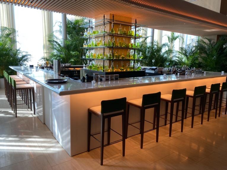 東京エディション虎ノ門「The Lobby Bar」:全体像
