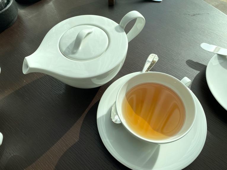 東京エディション虎ノ門「アフタヌーンティー」:紅茶