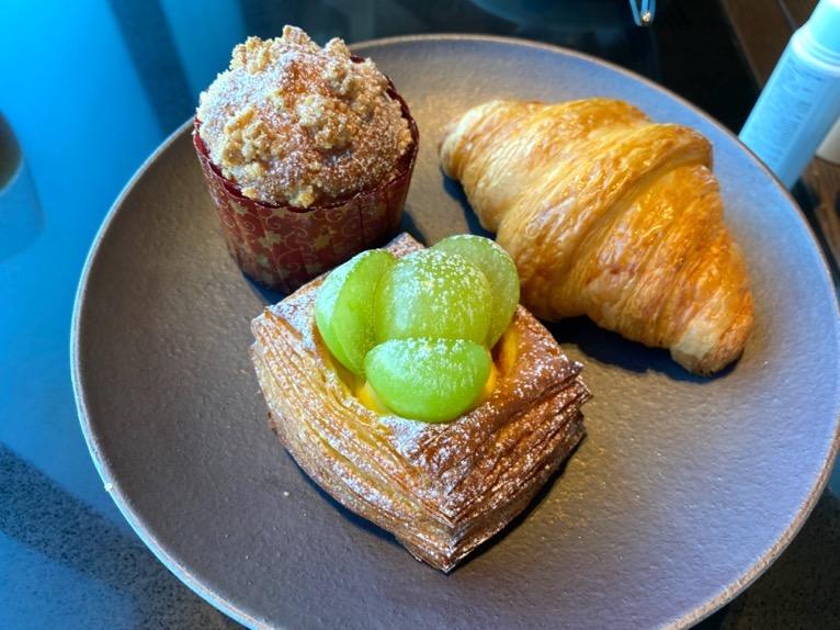 フォーシーズンズホテル東京大手町の朝食:パン