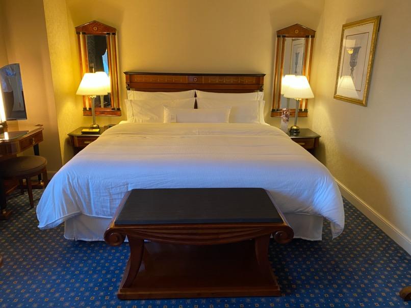 マリオットホテルの客室イメージ