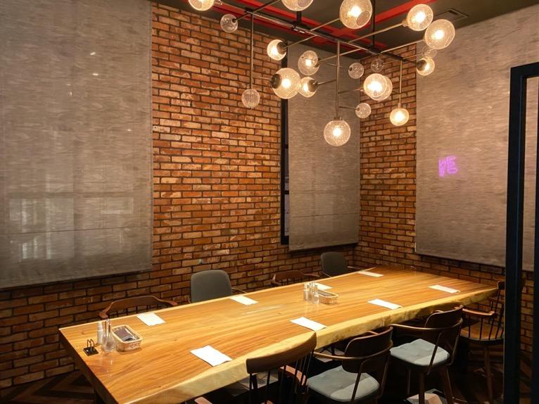 東京ベイ潮見プリンスホテルの朝食:レストラン(TIED TABLE)の個室
