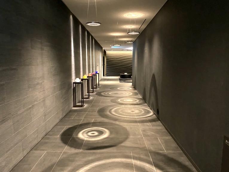三井ガーデンホテル豊洲ベイサイドクロス宿泊記「外観」:アプローチ