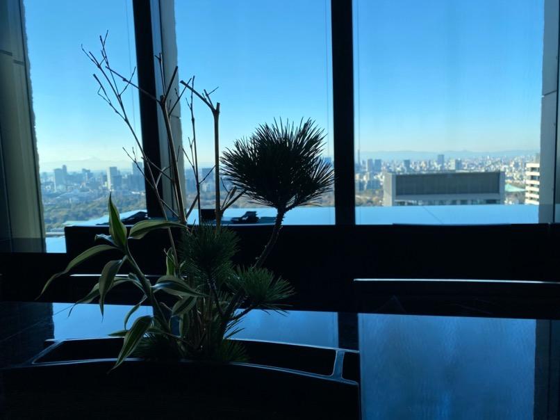 アマン東京のアフタヌーンティーをブログレポート